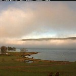 View of the Sea Cottages Webcam